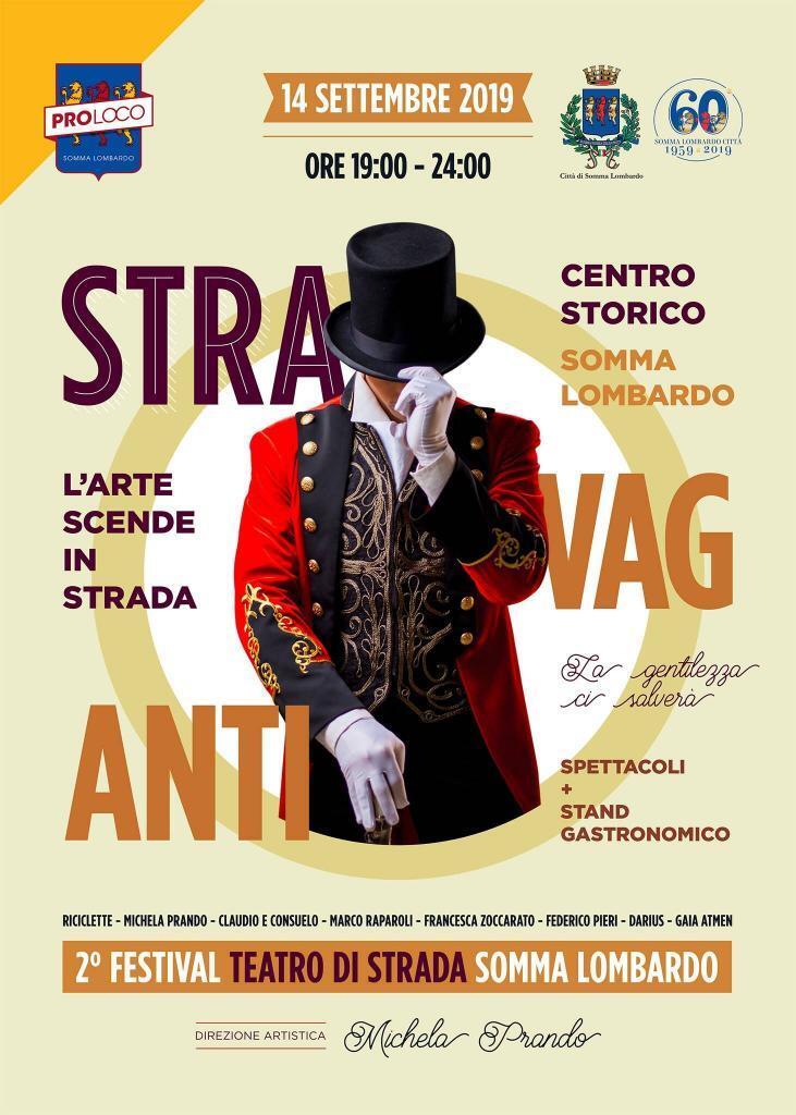 Stravaganti - Festival degli artisti di strada