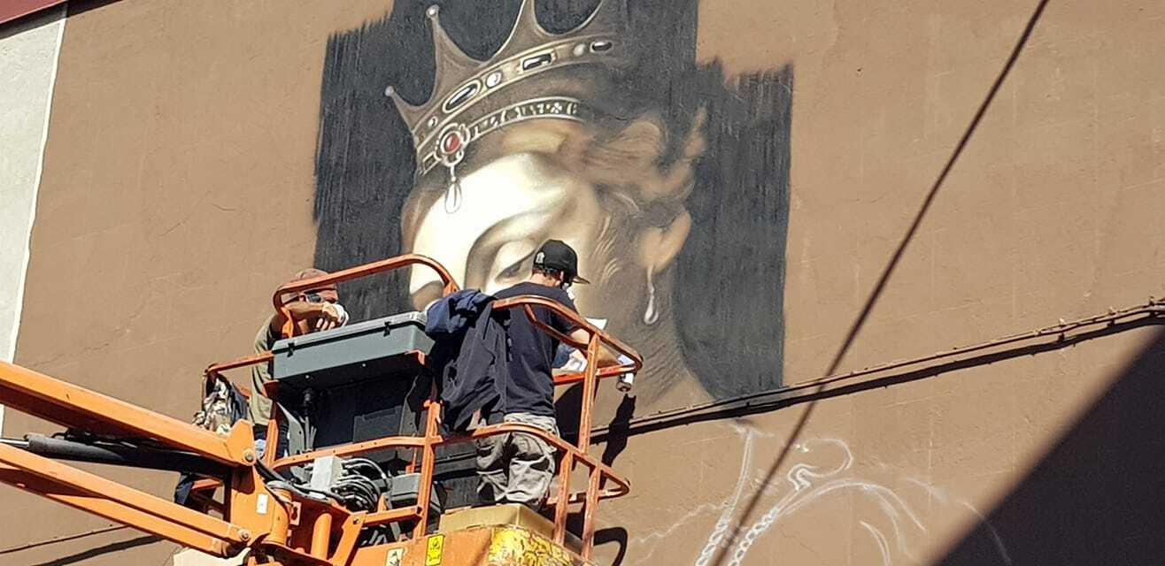 Fiera del Castello 2019, dal murale di Ravo al festival StraVaganti