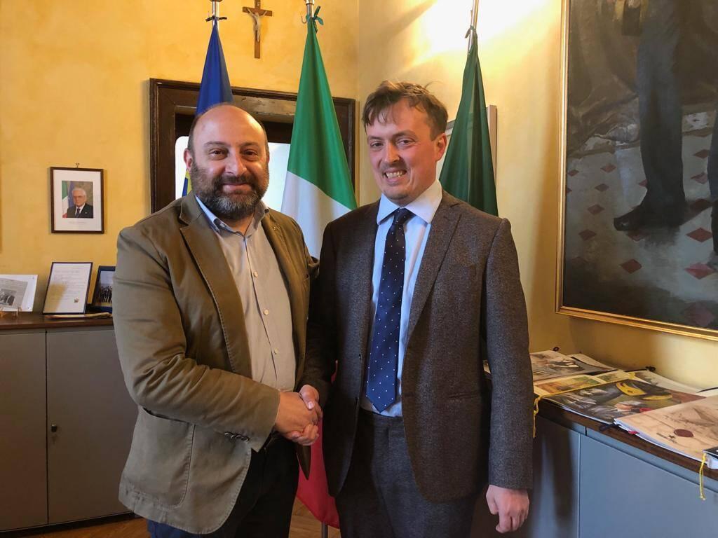 Francesco Calò nuovo assessore a Pianificazione territoriale, Viabilità, Attività economiche, Turismo