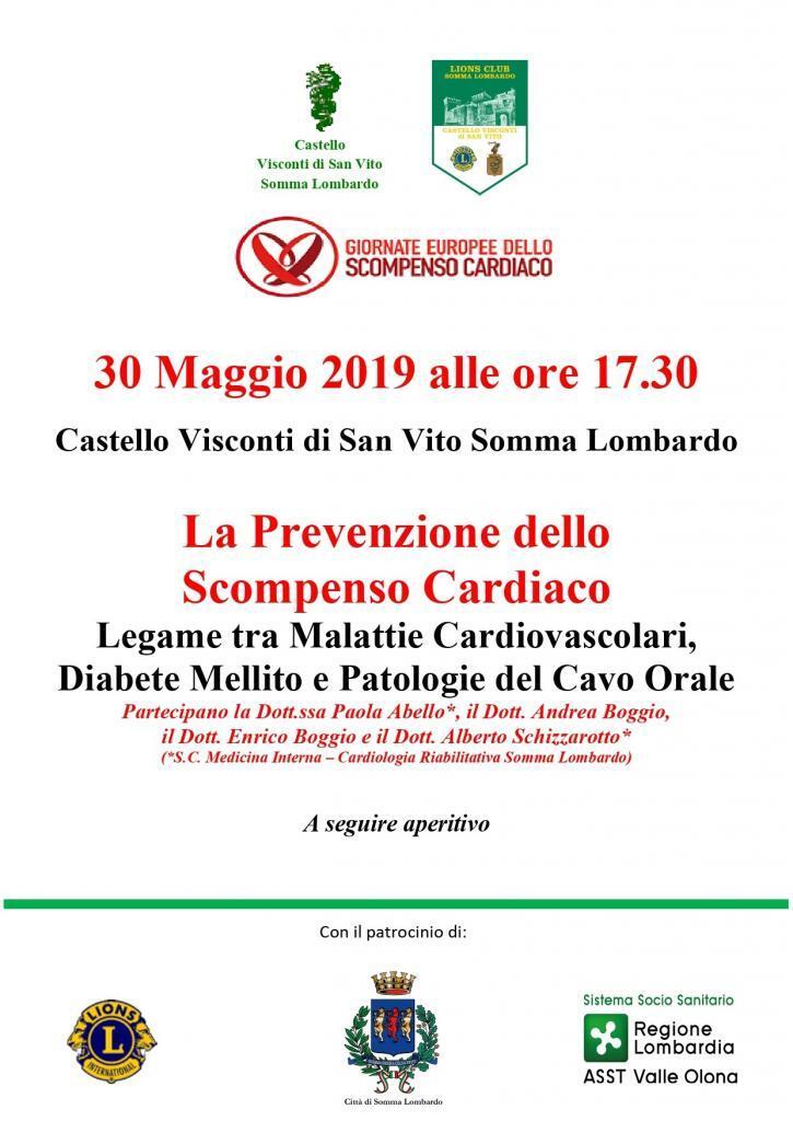La Prevenzione dello Scompenso Cardiaco