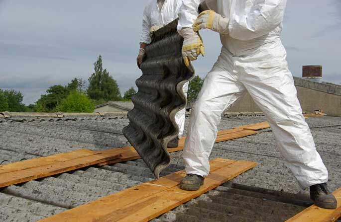Incentivi per la rimozione dell'amianto dagli edifici privati: al via bando regionale