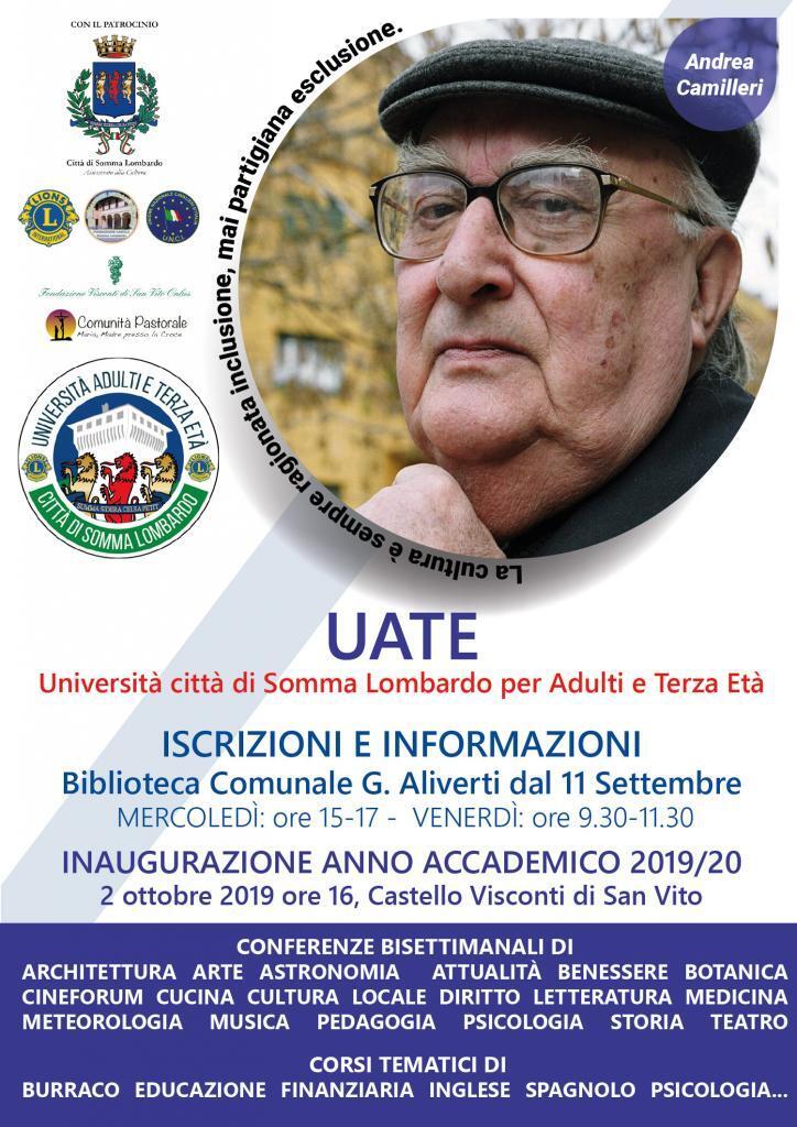 Inaugurazione anno accademico UATE