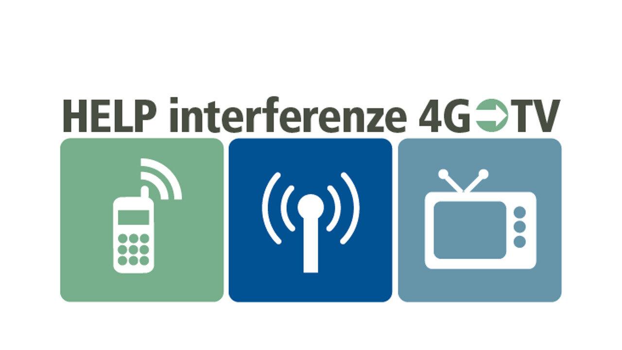 Segnalazione di eventuali interferenze tra segnale TV e reti di telefonia mobile LTE (4G)