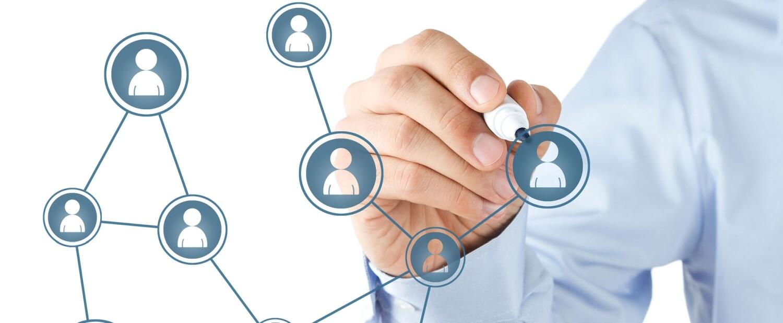 Immagine grafica rappresentante l'organizzazione del personale
