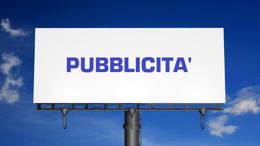 Immagine raffigurante un cartellone pubblicitario generico