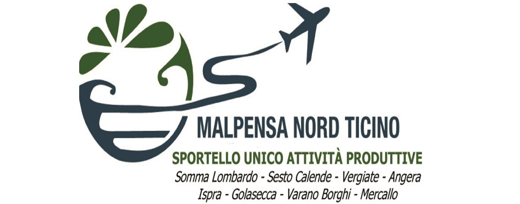 Logo dello SUAP Malpensa Ticino Nord