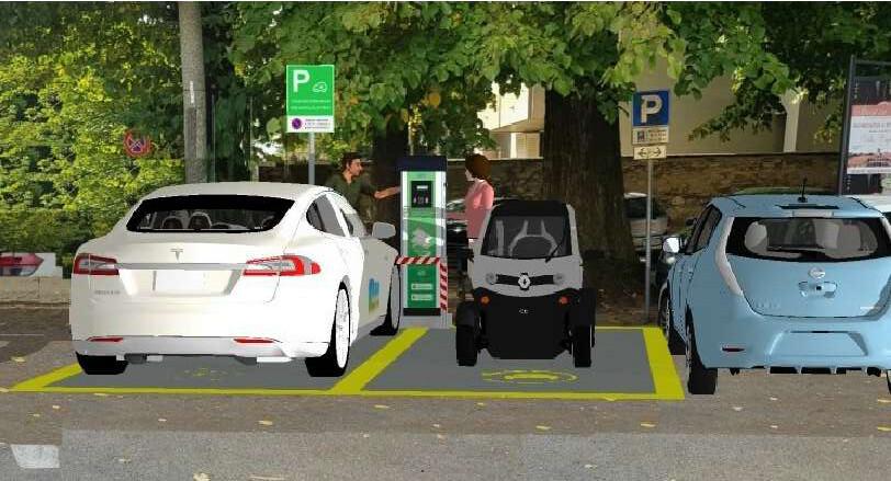 Un'auto elettrica in condivisione tra Comune e cittadini