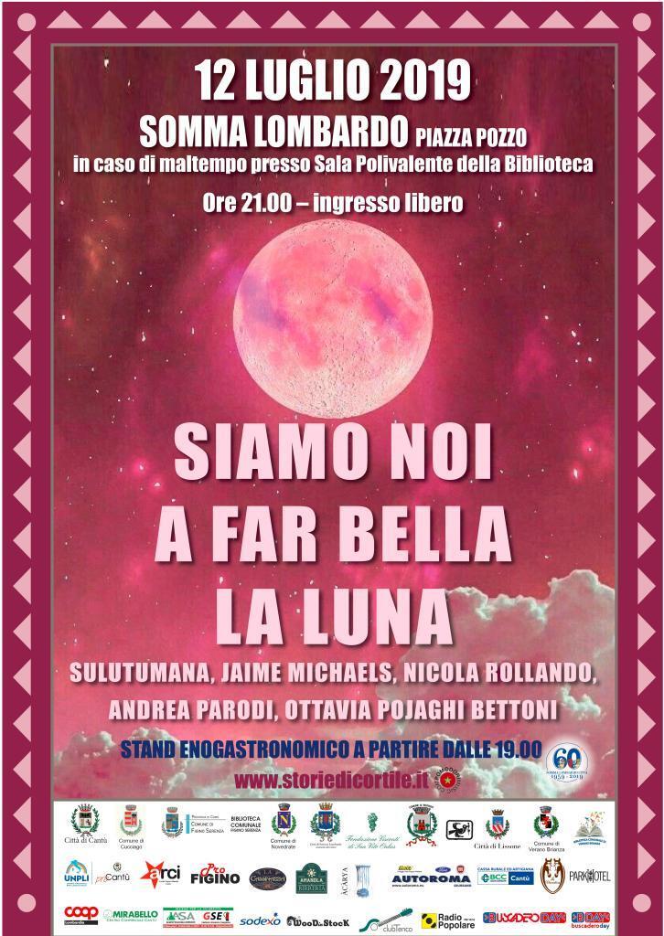 """Concerto """"Siamo noi a far bella la luna"""""""