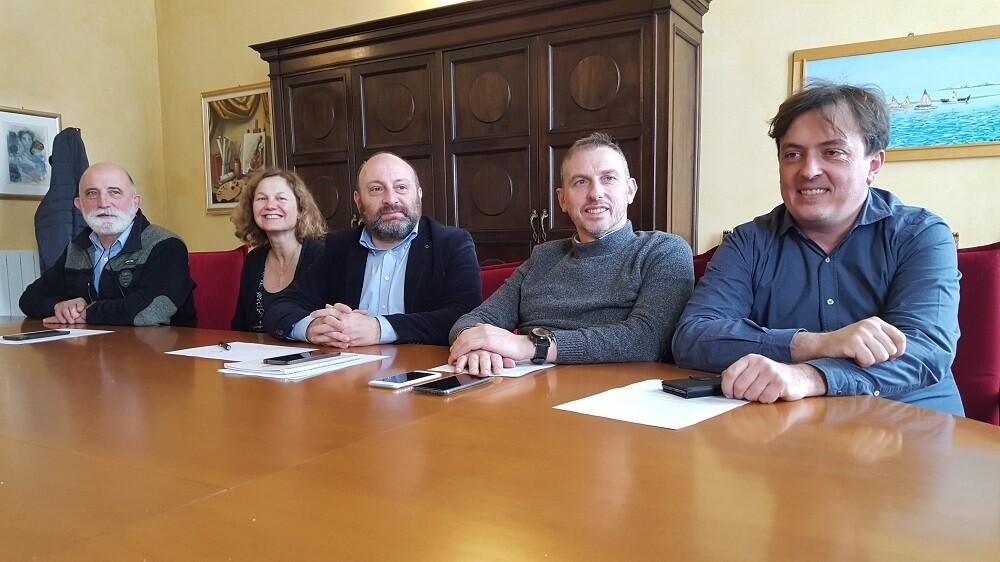 La giunta fa il bilancio di opere e progetti e annuncia i lavori del 2020