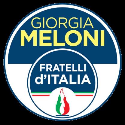 icona simbolo giorgia meloni fratelli d'italia